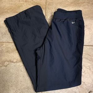 Nike Men's Athletic Joggers Windbreaker Navy Sz S